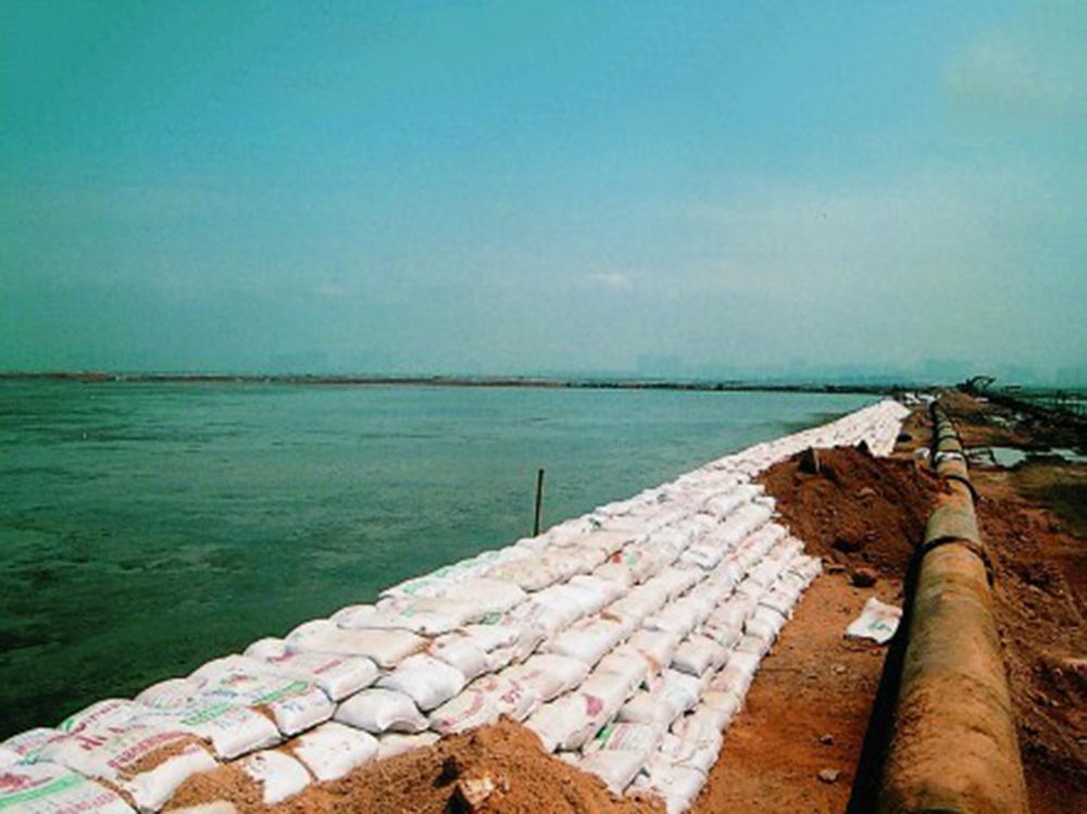 廣西欽州恒通貨櫃碼頭倉儲有限公司鈞達碼頭陸域形成吹填工程