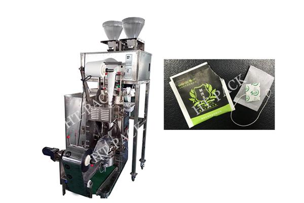 多物料内外袋包装机 混合物料过滤袋包装机