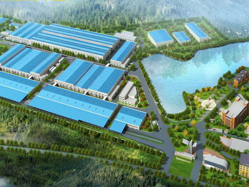 湖南金叶众望科技股份有限公司生产厂房、综合办公区、员工生活区欧宝直播足球直播四标段
