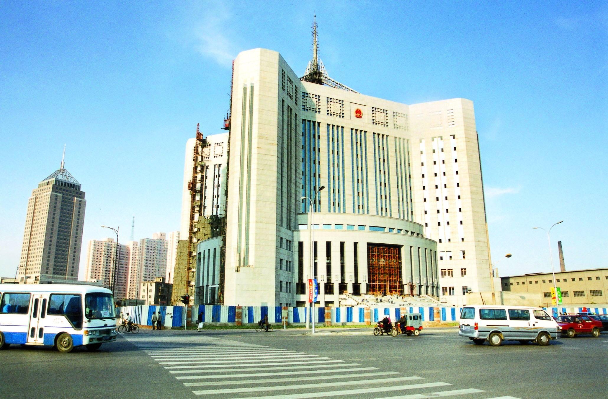 辽阳市中级人民法院(2007年建)