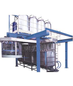 Automatic liquid feed system