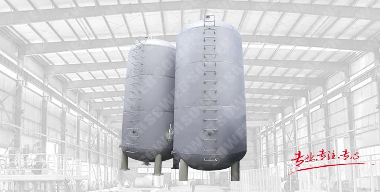 30 cubic grease storage tanks