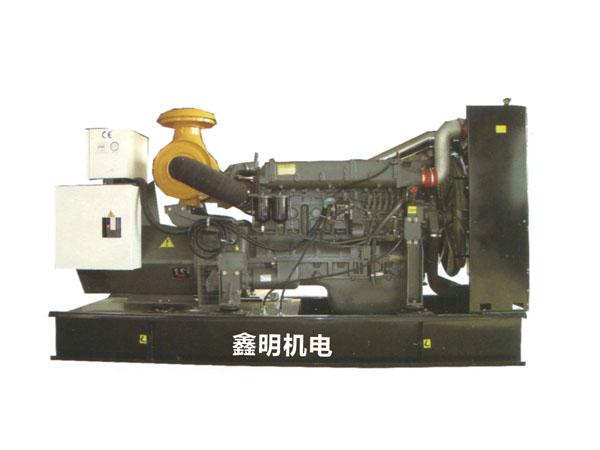 柴油發電機噪聲的控制措施