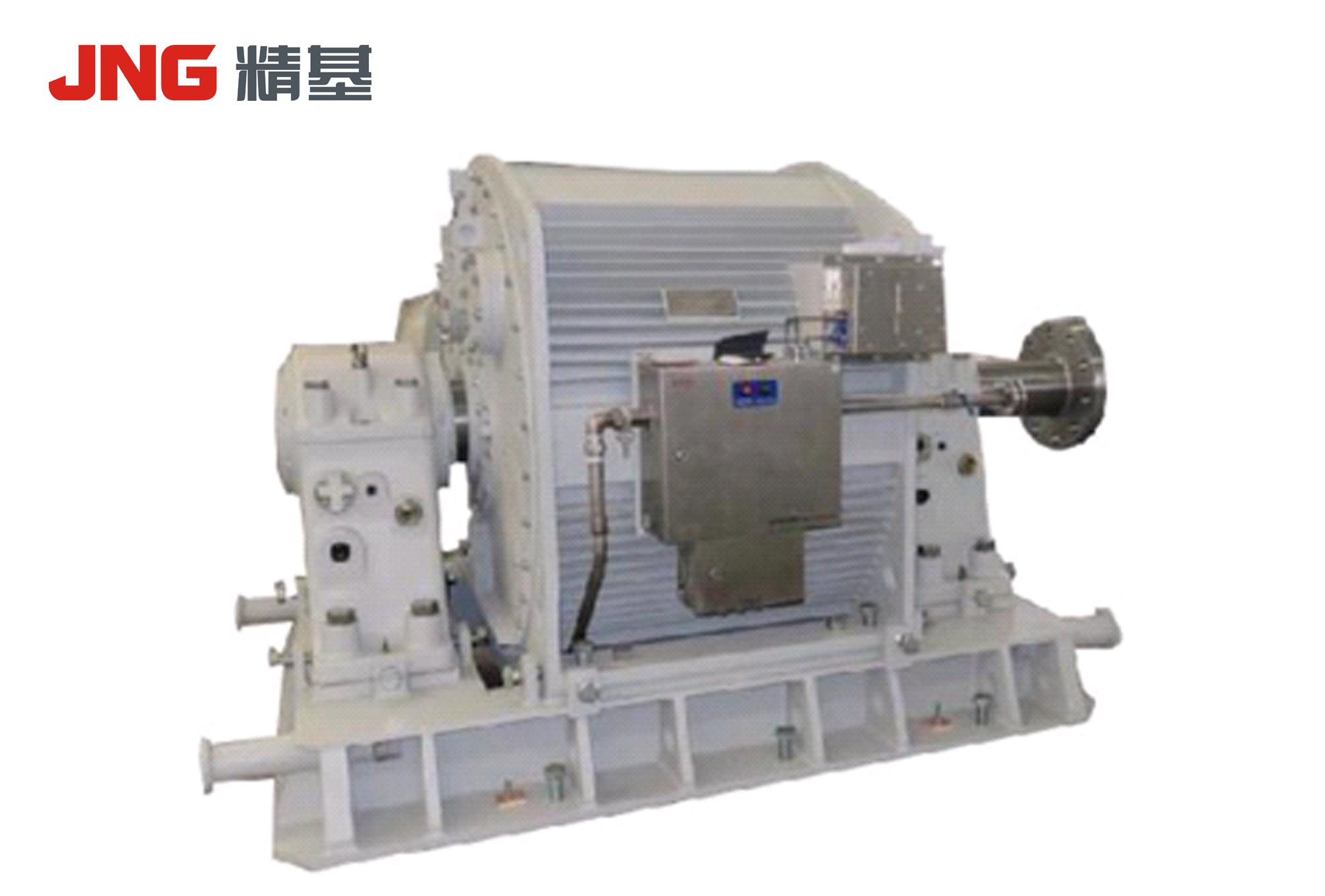 往复式压缩机用三相cba直播说球帝同步变频电动机