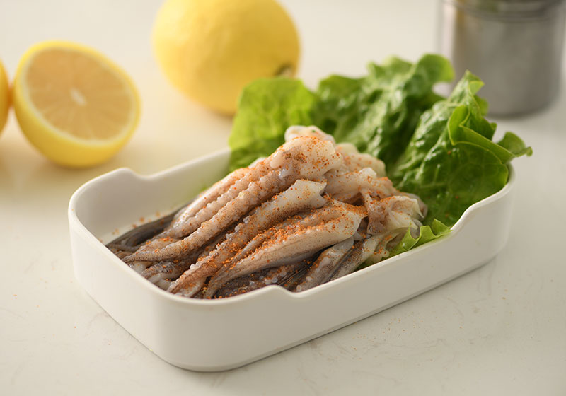 深海鱿鱼须