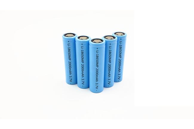 BFN 18650 3.7V 2000mAh 5C 中倍率电池扭扭车平衡车电池
