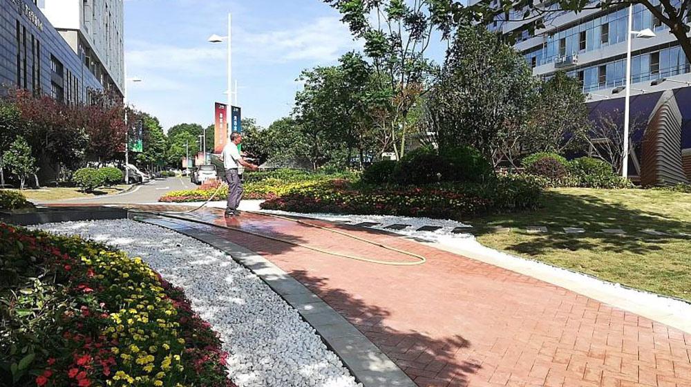 光谷金融中心營銷綠道