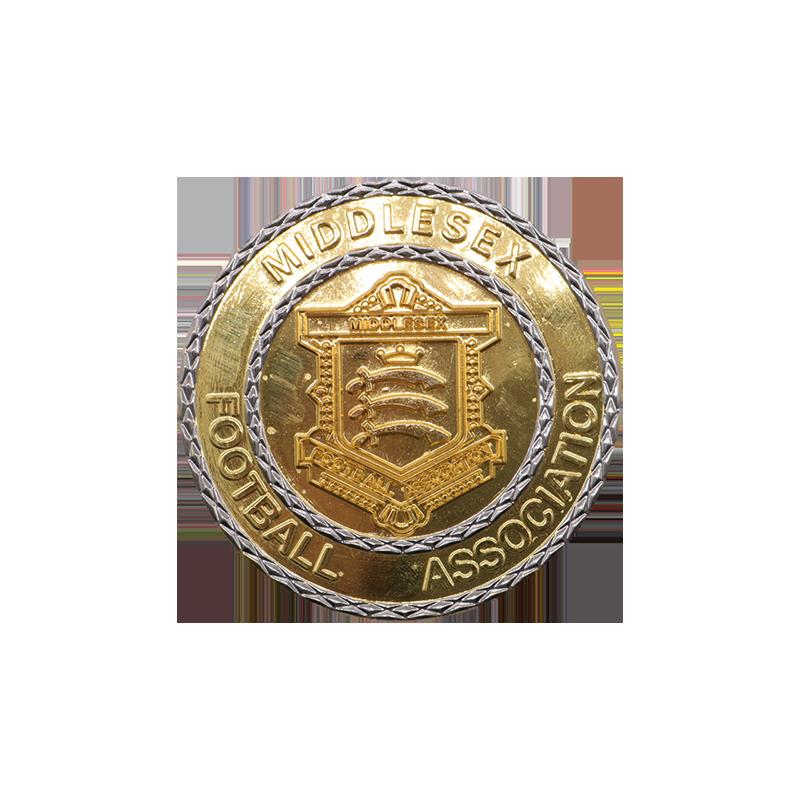 双色电镀纪念币