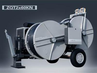 拖掛式2×60kN反牽張力機