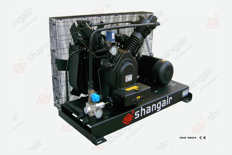 35VZ系列增壓空氣壓縮機
