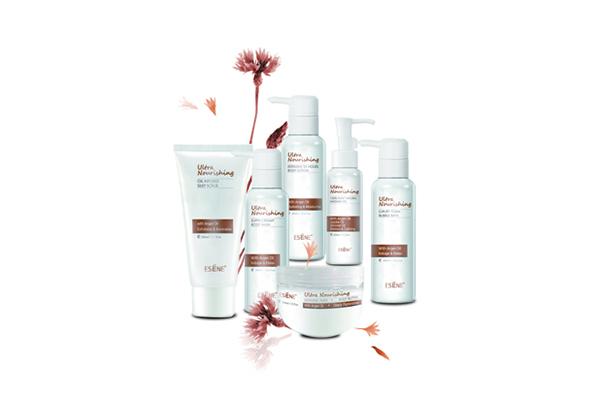 天然滋养头发护理系列