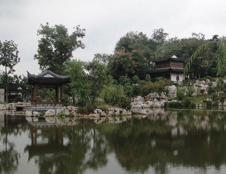 门西胡家花园