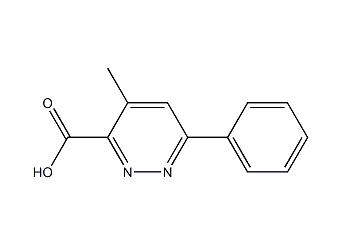 4-Methyl-6-phenylpyridazine-3-carboxylic Acid