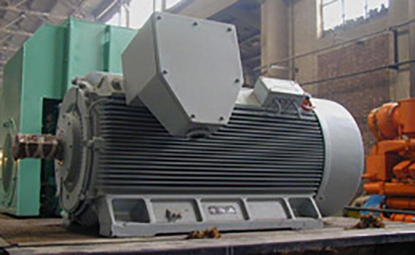 YJS系列紧凑型三相笼型异步电动机