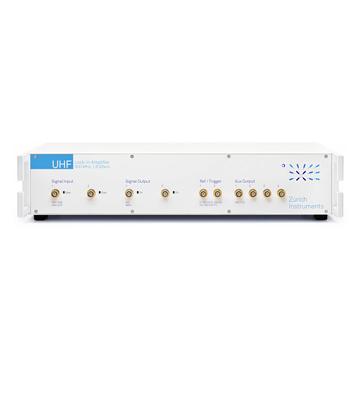 UHFLI 600MHz 超高频锁相放大器