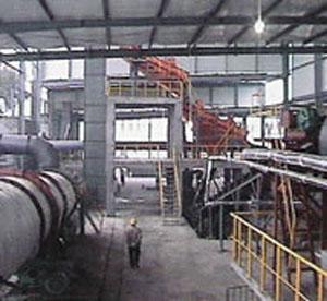 3-20萬噸尿素融熔噴漿造粒工藝