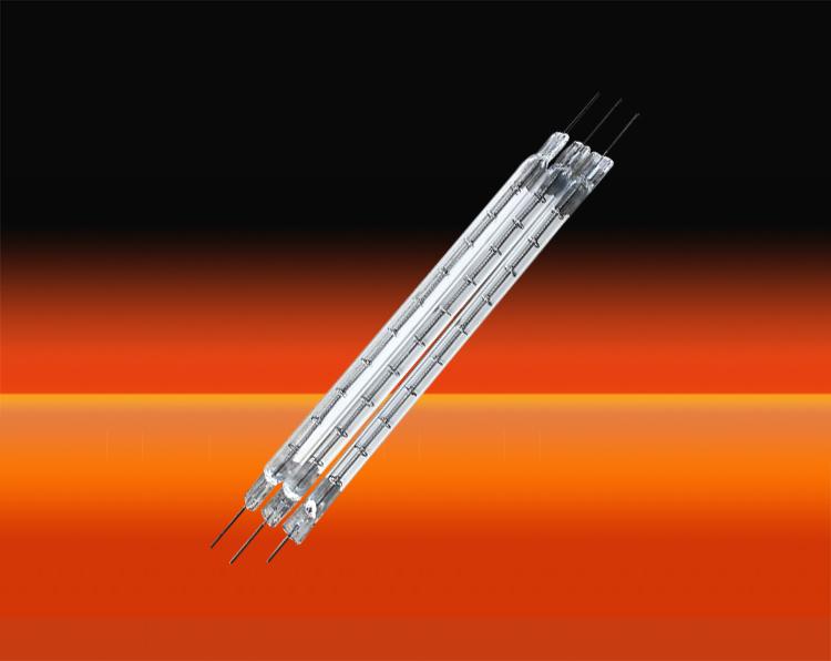 无排气孔的新型红外辐射器