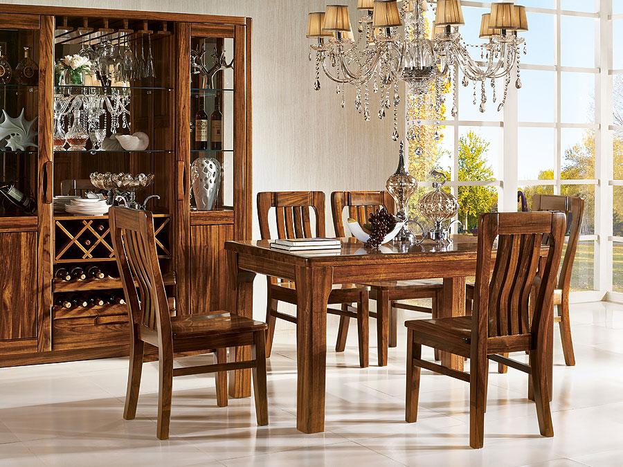 選購實木家具的六大技巧