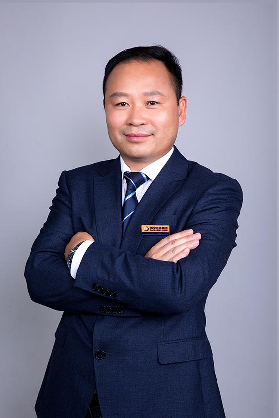 贵州分公司大客户总监 李玉鹏