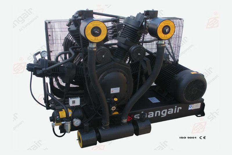 83SW系列無油空壓機(單機)