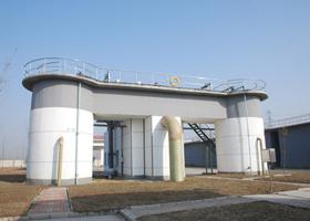 臨沂核新開發區污水處理廠
