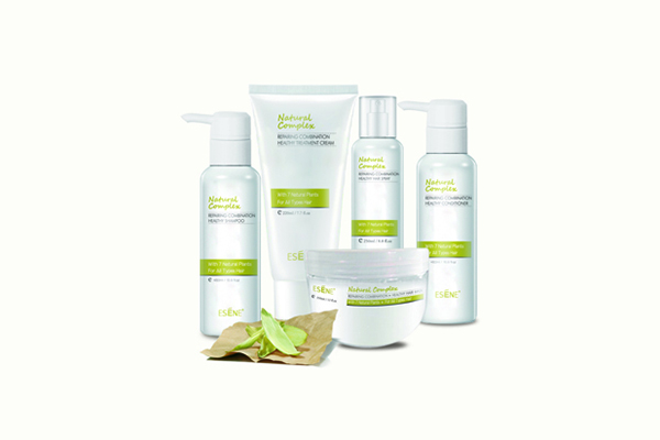 天然植物头发护理系列