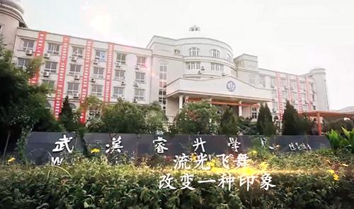 武漢睿升學校宣傳片