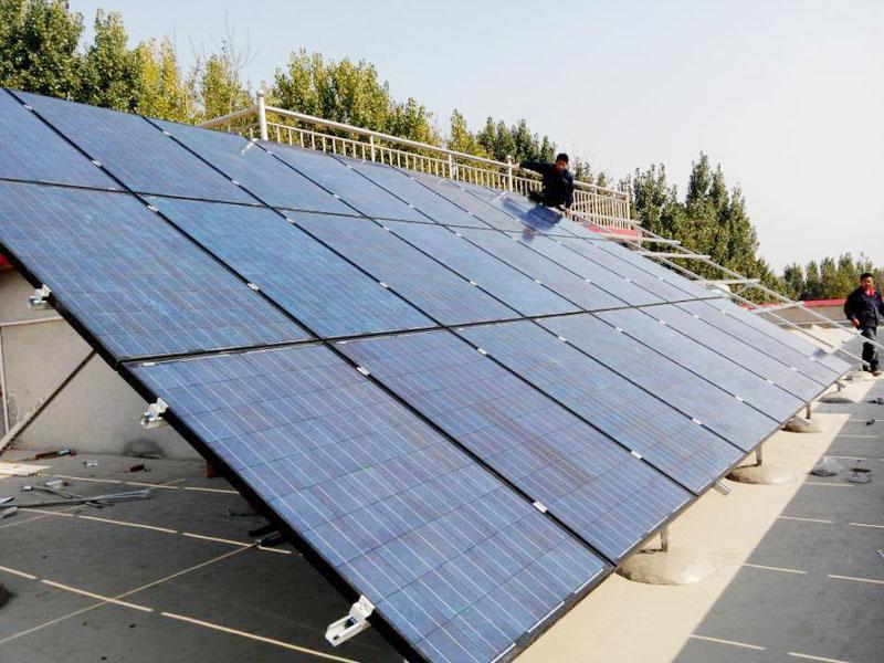 泉州市台商投资区12MW光伏发电示范项
