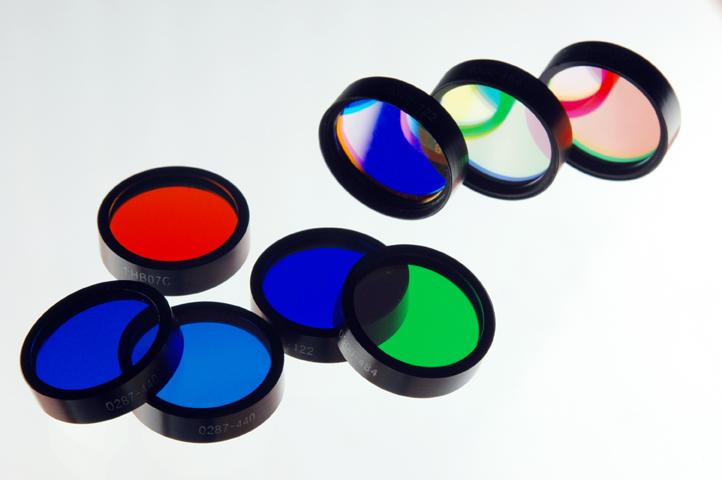 荧光显微镜用滤光片