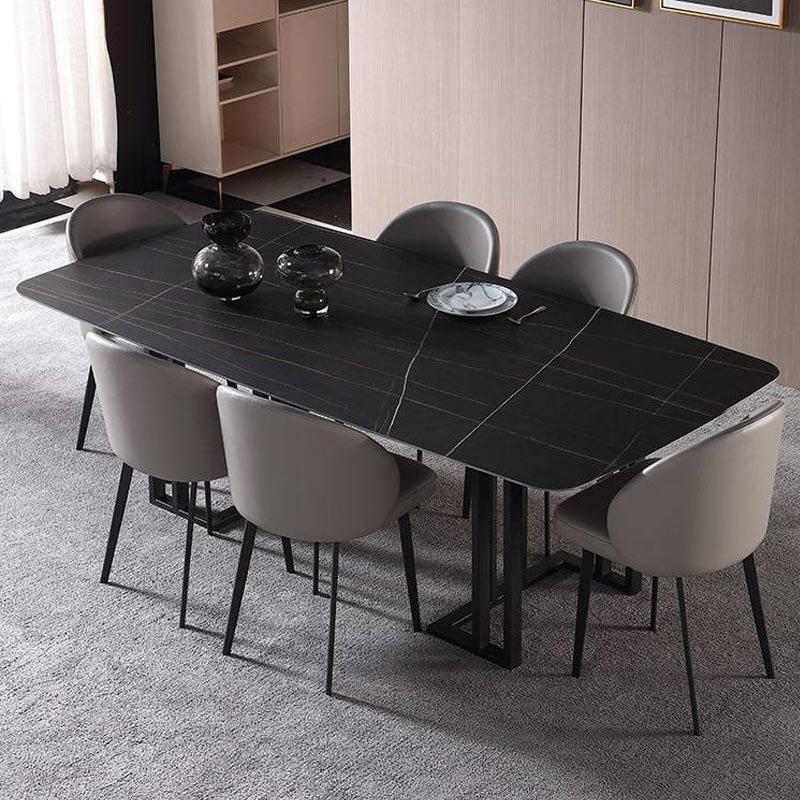 让人喜爱的奢华岩板餐桌是如何炼成的