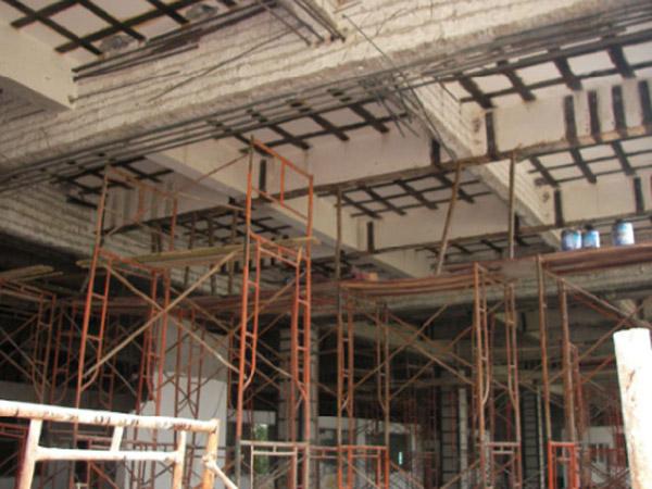 樓板碳纖維加固