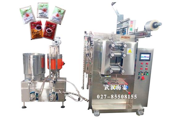 全自动混合物料包装机 双物料包装机