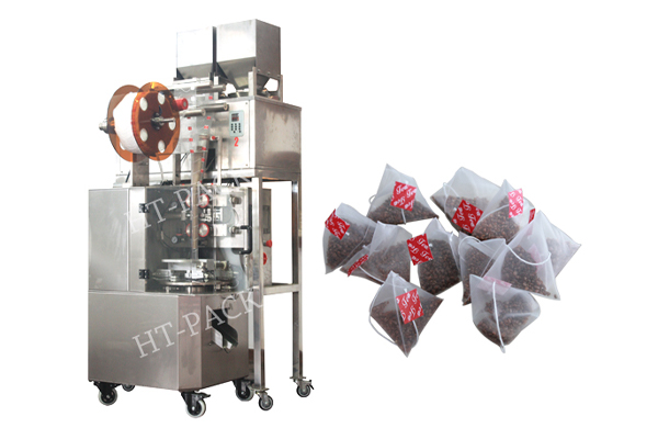 茶叶包装机 尼龙三角袋茶叶包装机