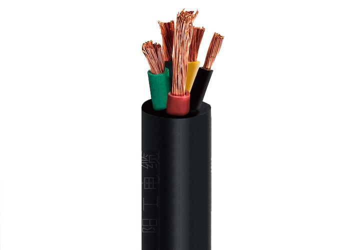 YZ、YZW、60245 IEC 53(YZ)、60245 IEC 57(YZW)普通強度橡套軟線