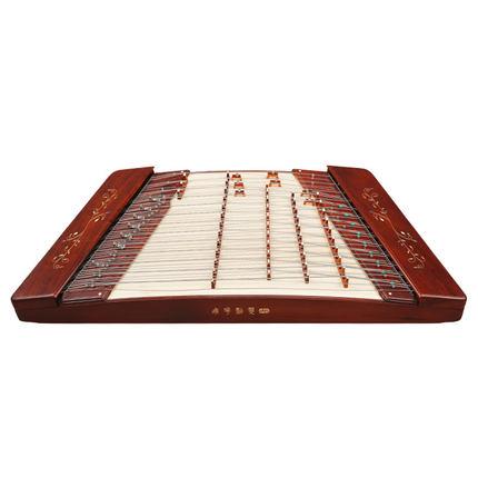 乐海扬琴乐器演奏级402扬琴大果紫檀材质杨琴乐器QY23FH