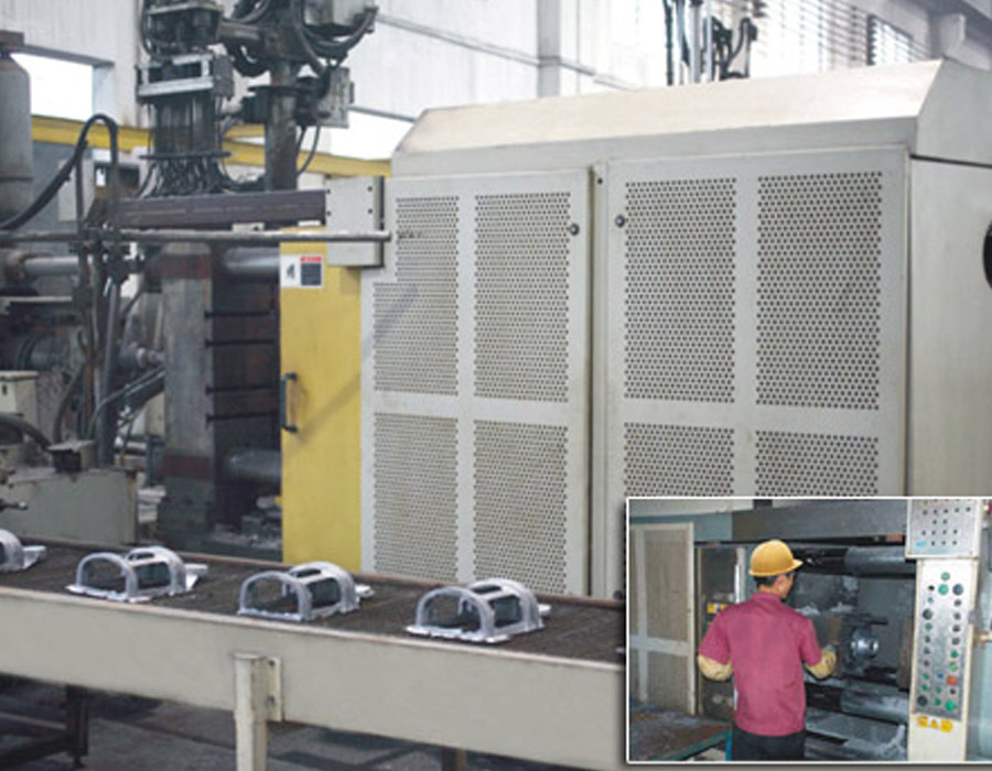 The status quo of die-casting mould in my country and its development factors