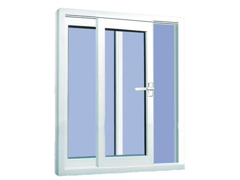 塑钢推拉窗