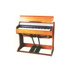 五组双音新式风琴