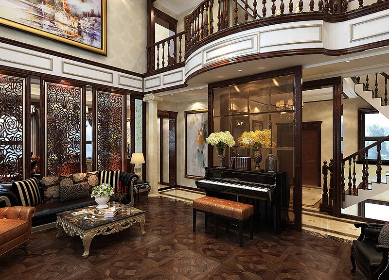 别墅私人空间