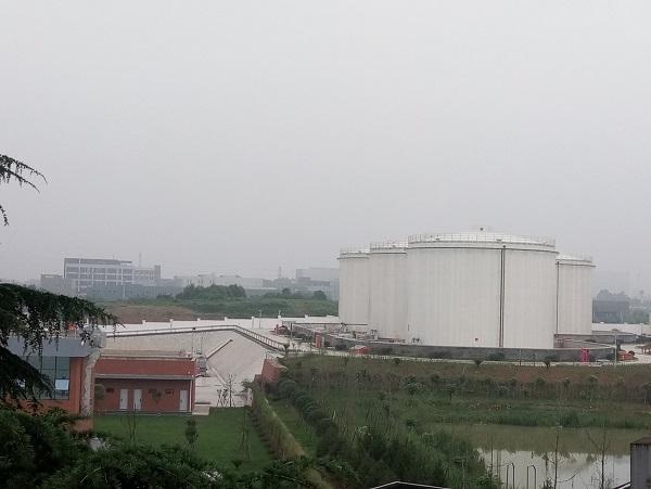 公兴油库扩容工程