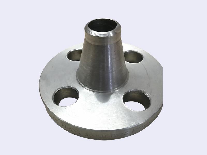 304不锈钢對焊法蘭