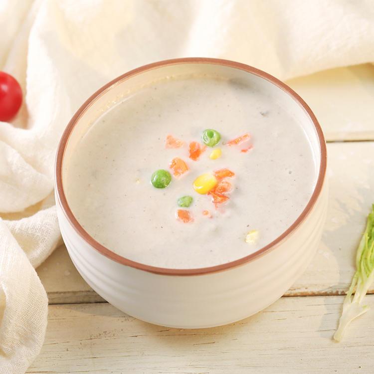 西廚貝可奶油菌菇湯 200g*2袋/盒