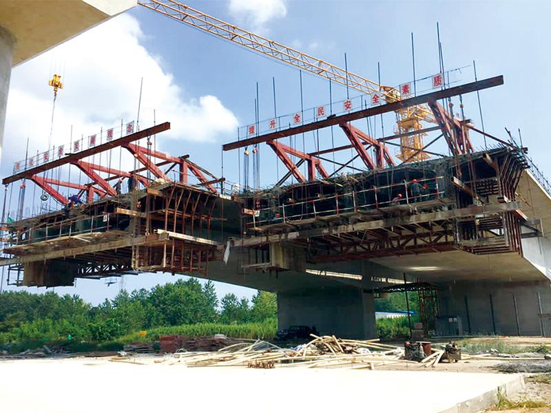 235、346省道涟水绕城段工程,LS-RC-SG标段