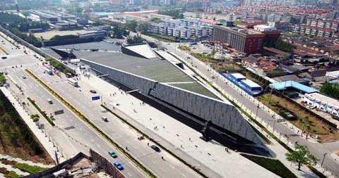 2009年度鲁班奖——侵华日军南京大屠杀遇难同胞纪念馆扩建工程