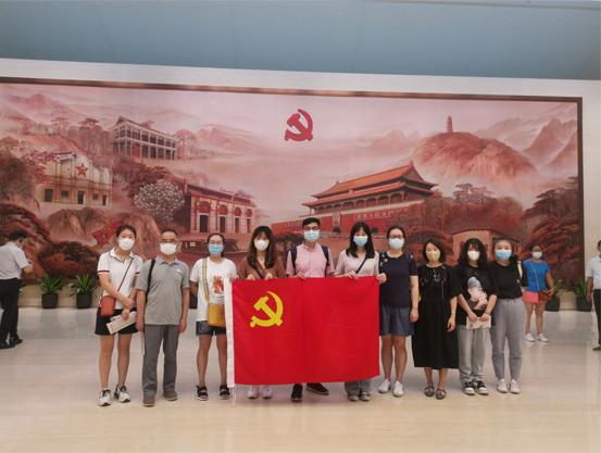 上海华体会体育集团组织参观中共一大会址 及中共一大纪念馆