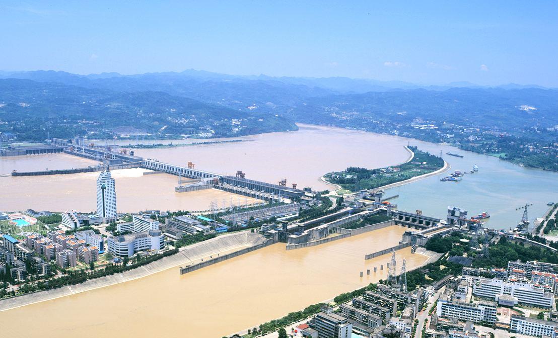 中國葛洲壩
