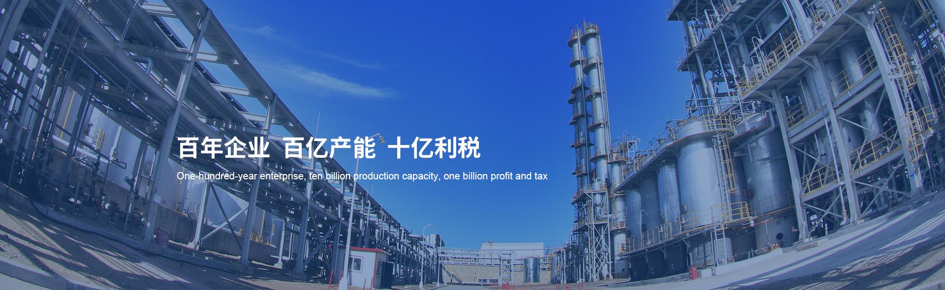 百年企业? 百亿产能? 十亿利税