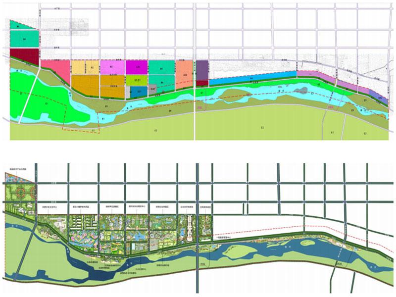 杨凌示范区渭河生态区控制性详细规划