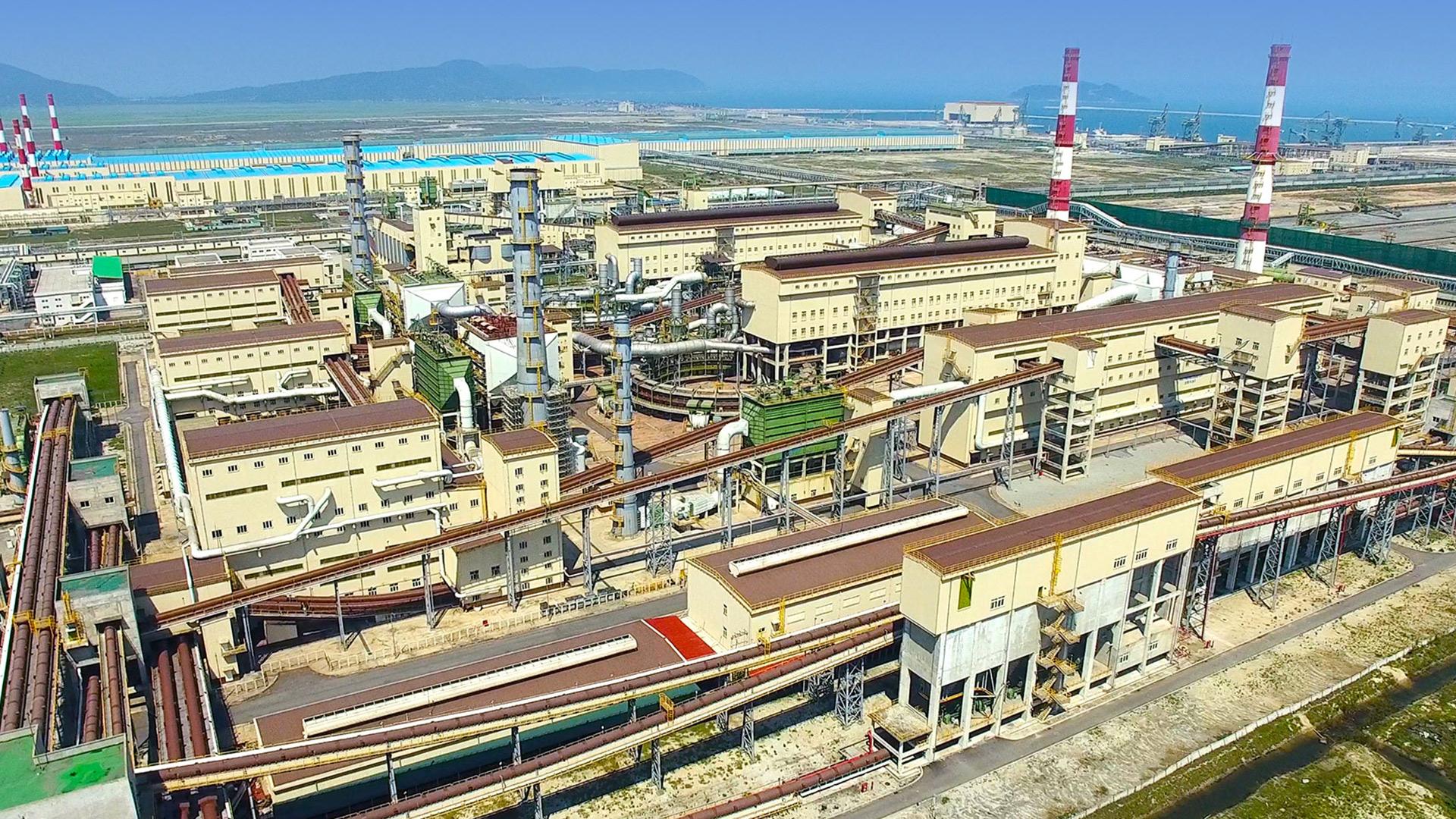 致力于讓冶金工業更環保、人類家園更清潔、城市生活更美好
