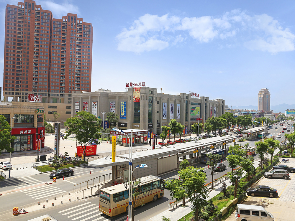 宜昌市BRT(桔城路段)